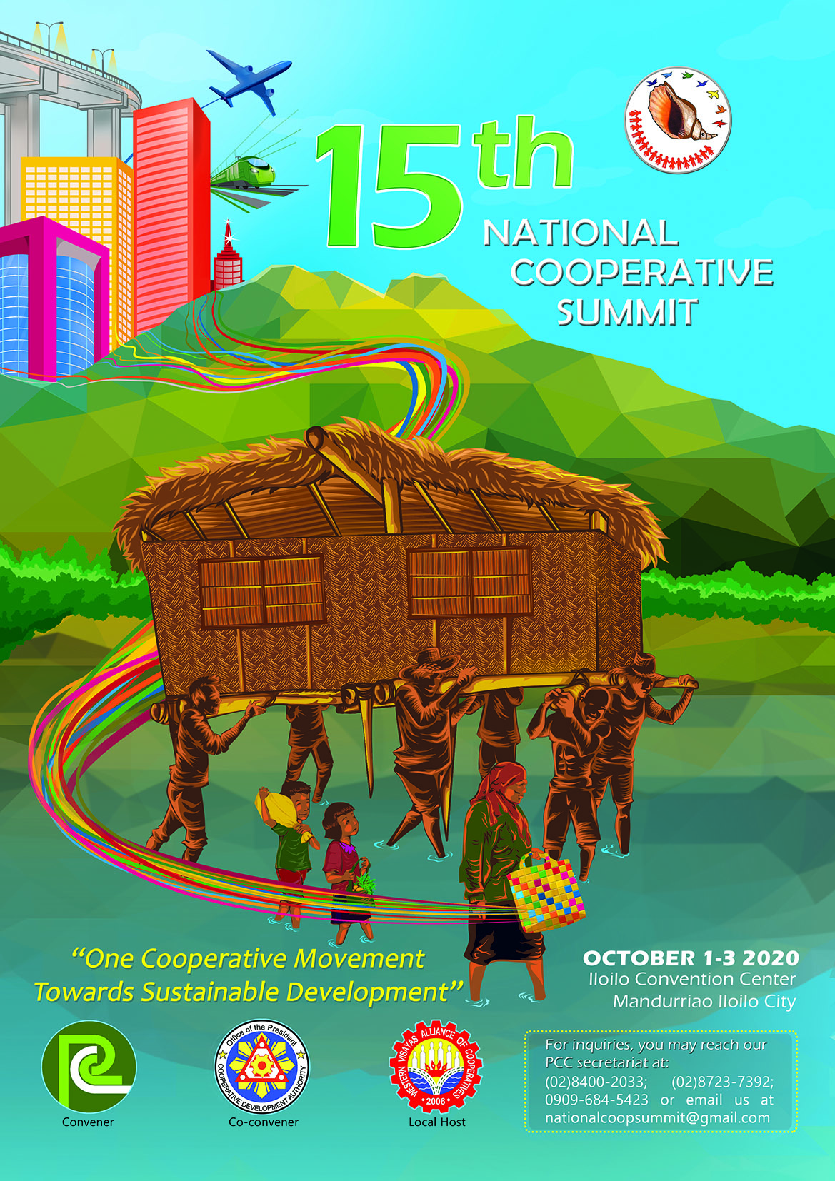 15th NCS-PCC Official_Poster